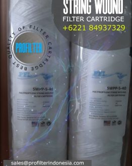SWPP-5-40 String Wound Cartridge Filter Indonesia