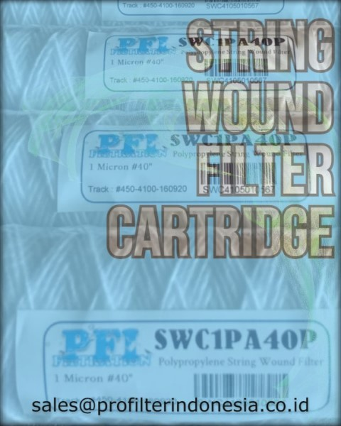 SWC1PA40P String Wound Cartridge Filter