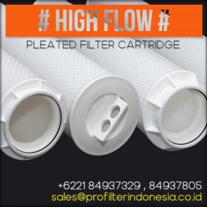 high flow filter cartridge indonesia
