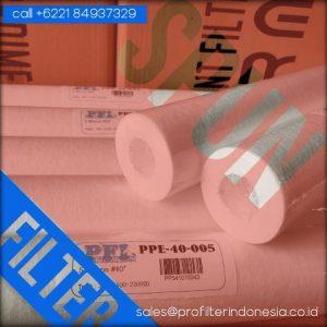 ppe filter spun